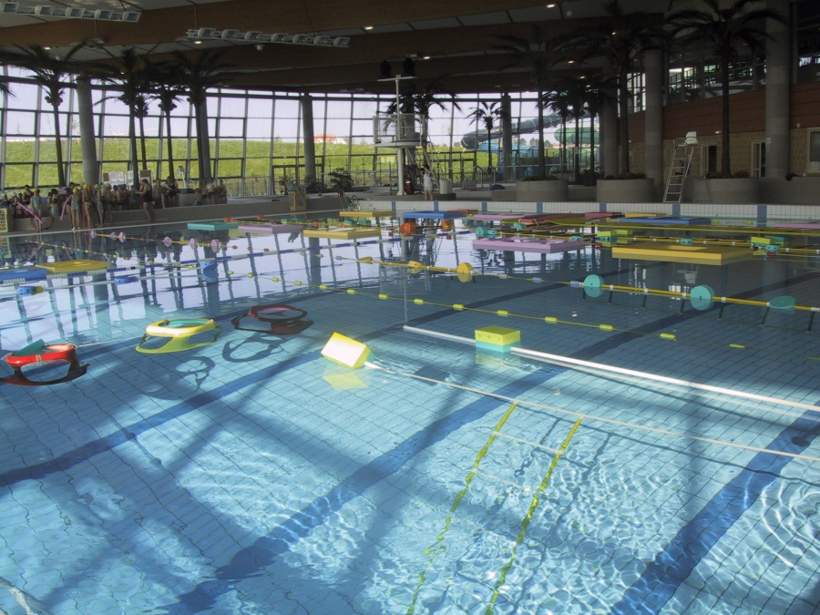 La piscine hlica for Piscine boulogne